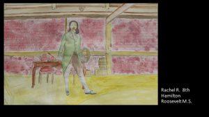 Artwork by Rachel, Grade 8
